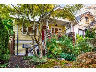 Main Photo: 3241 W 11TH AV in Vancouver: Kitsilano House for sale (Vancouver West)  : MLS® # V1040593