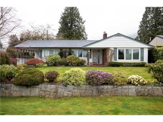 Main Photo: 926 WENTWORTH Avenue in NORTH VANCOUVER: Forest Hills NV House for sale (North Vancouver)  : MLS® # V1059097
