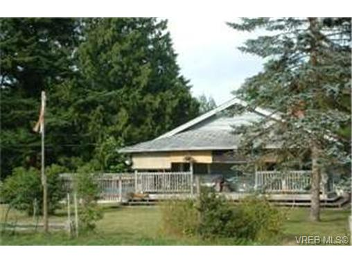 Main Photo: 2117 Parkland Road in SOOKE: Sk Sooke River Single Family Detached for sale (Sooke)  : MLS® # 190084