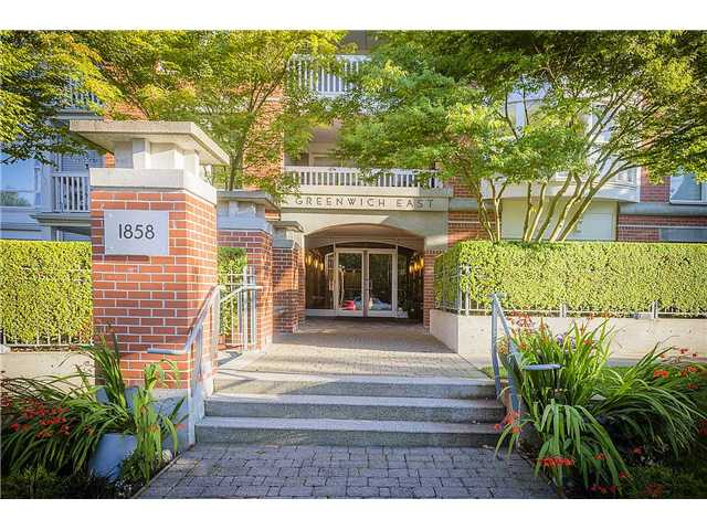 Main Photo: # 307 1858 W 5TH AV in Vancouver: Kitsilano Condo for sale (Vancouver West)  : MLS® # V1078278