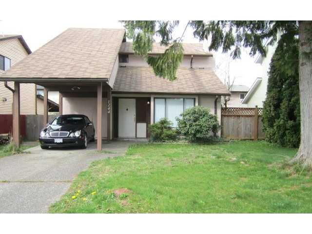 Main Photo: 1244 HORNBY Street in Coquitlam: New Horizons House for sale : MLS® # V943791
