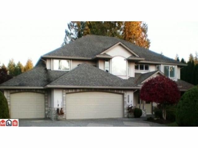 "Main Photo: 4208 GOODCHILD Street in Abbotsford: Abbotsford East House for sale in ""Sandyhill"" : MLS®# F1213064"