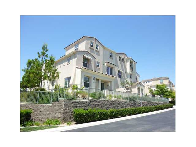 Main Photo: CHULA VISTA Condo for sale : 3 bedrooms : 1297 Fools Gold Way #3