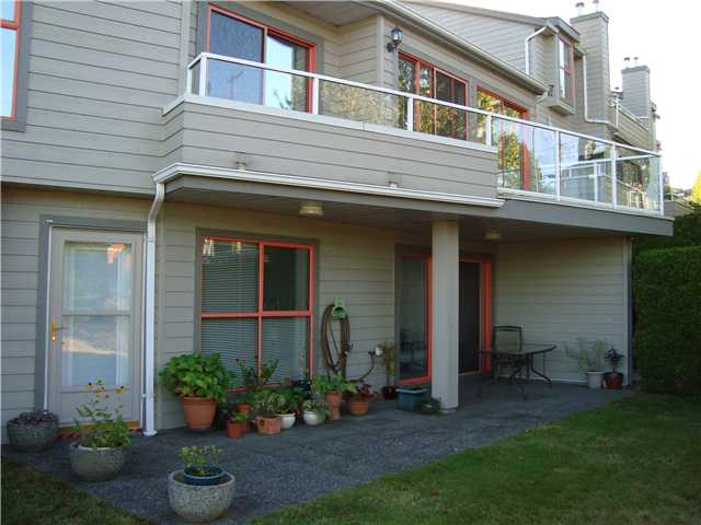 Main Photo: 42 323 GOVERNORS Court in New Westminster: Fraserview NW Townhouse for sale : MLS®# V970572