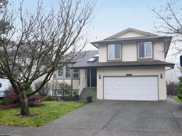 "Main Photo: 12422 222ND Street in Maple Ridge: West Central House for sale in ""DAVISON SUBDIVISION"" : MLS(r) # V989318"