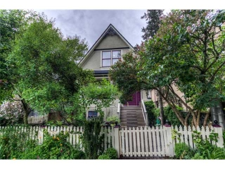 "Main Photo: 1819 E 8TH Avenue in Vancouver: Grandview VE House for sale in ""Commercial Drive"" (Vancouver East)  : MLS(r) # V1008239"
