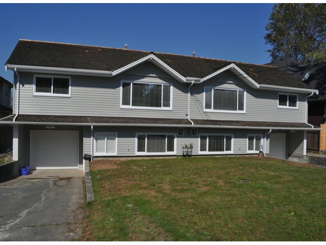 Main Photo: 13037 107A Avenue in Surrey: Whalley House Duplex for sale (North Surrey)  : MLS® # F1320835