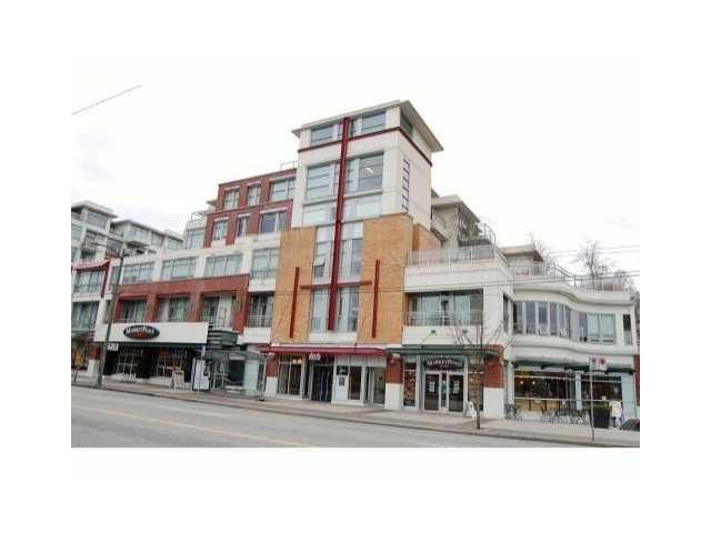 Main Photo: # 422 2288 W BROADWAY BB in Vancouver: Kitsilano Condo for sale (Vancouver West)  : MLS® # V1138027