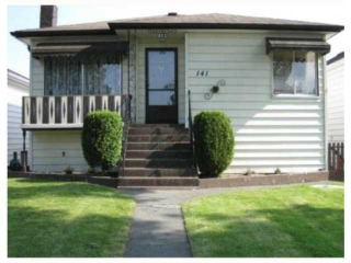Main Photo: 141 E 45TH AV in Vancouver: Main House for sale (Vancouver East)  : MLS(r) # V1137187