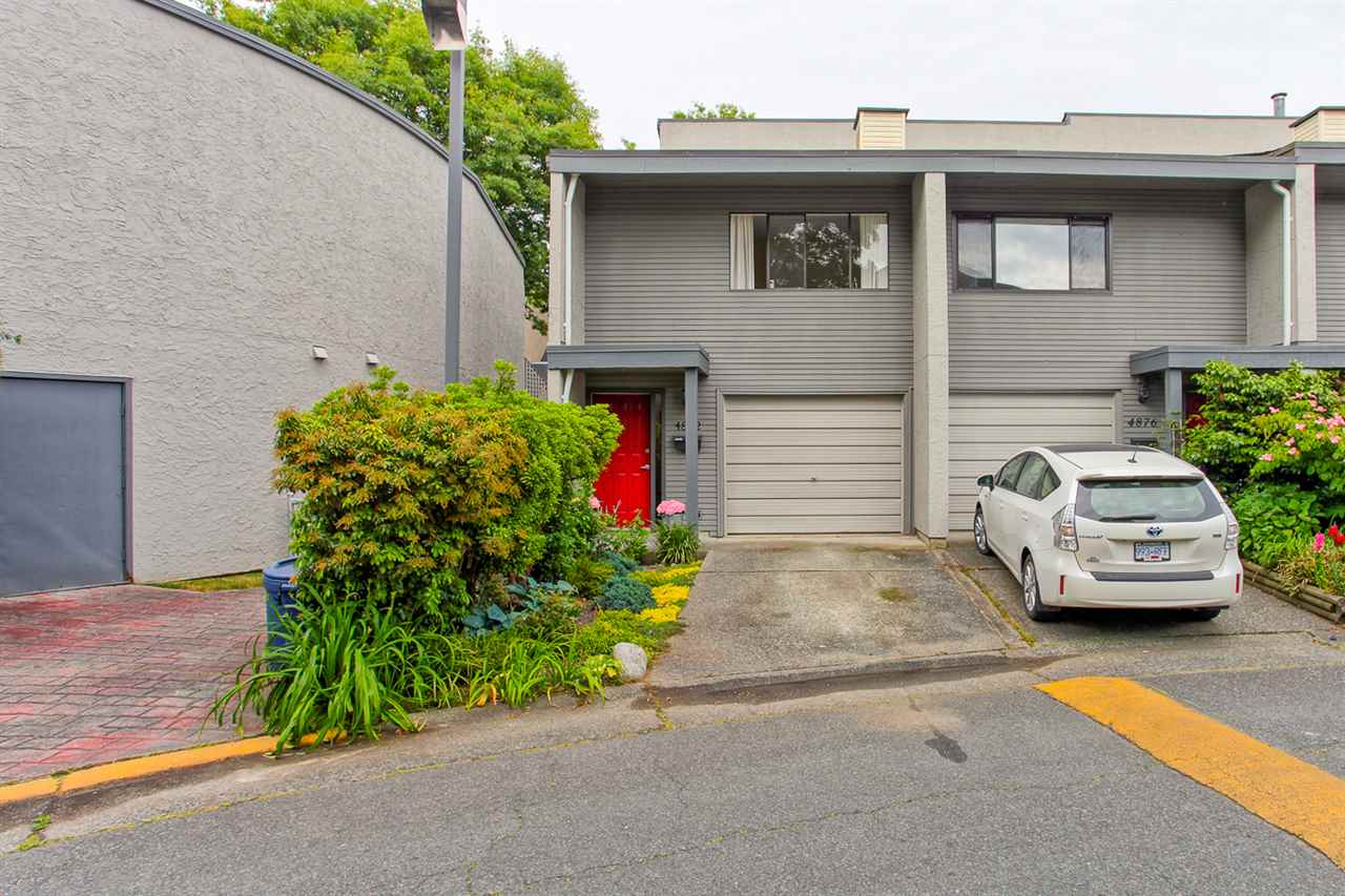 Main Photo: 4882 TURNBUCKLE WYND in Delta: Ladner Elementary Townhouse for sale (Ladner)  : MLS® # R2072644