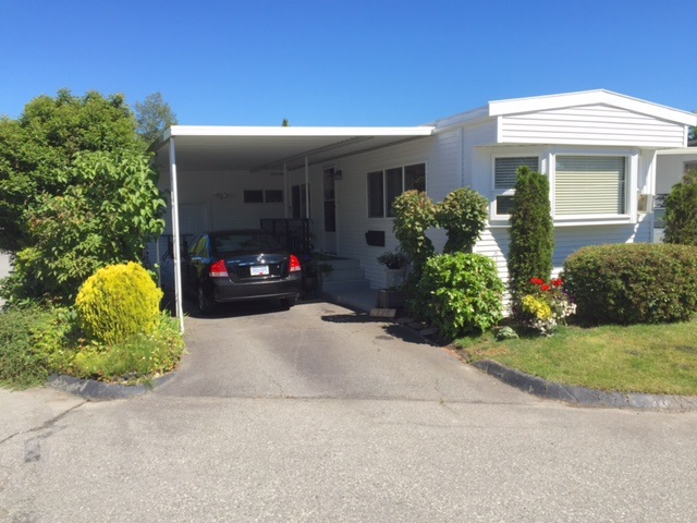 Main Photo: 226 1840 160 STREET in Surrey: King George Corridor Manufactured Home for sale (South Surrey White Rock)  : MLS® # R2105226
