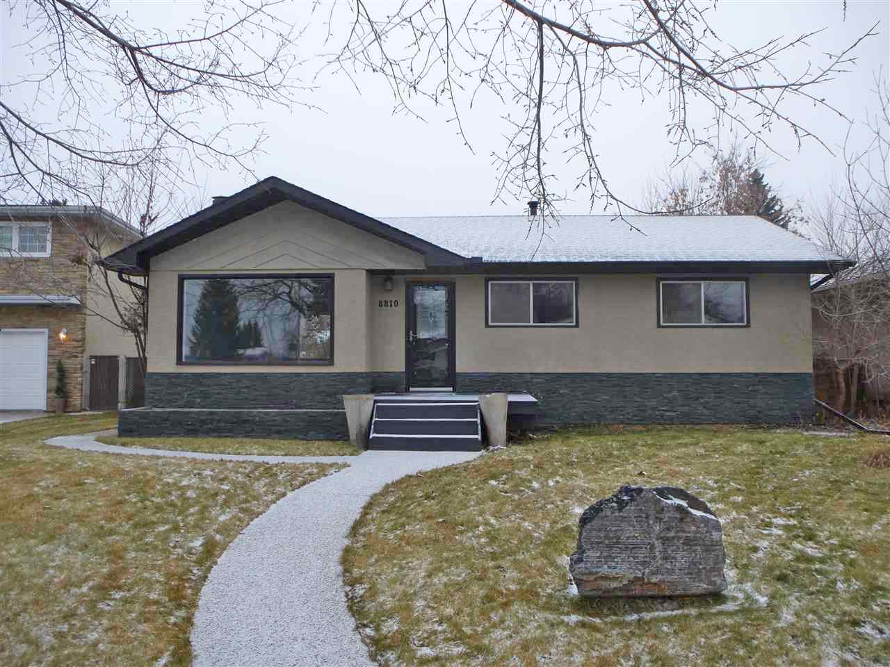 Photo 1: 8810 159A ST NW in Edmonton: Zone 22 House for sale : MLS(r) # E4044366