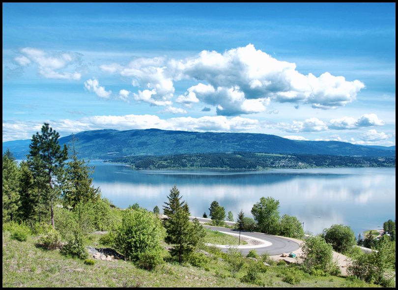 Main Photo: Lot 1 #4 Southwest Kault Hill Road in Salmon Arm: Kault Hill Vacant Land for sale : MLS(r) # 10127527