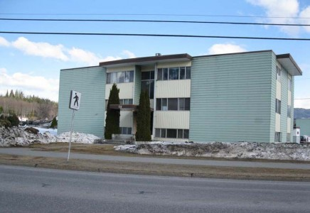 Main Photo: Viewpoint Apartments: Multi-Family Commercial for sale (Kitimat, BC)