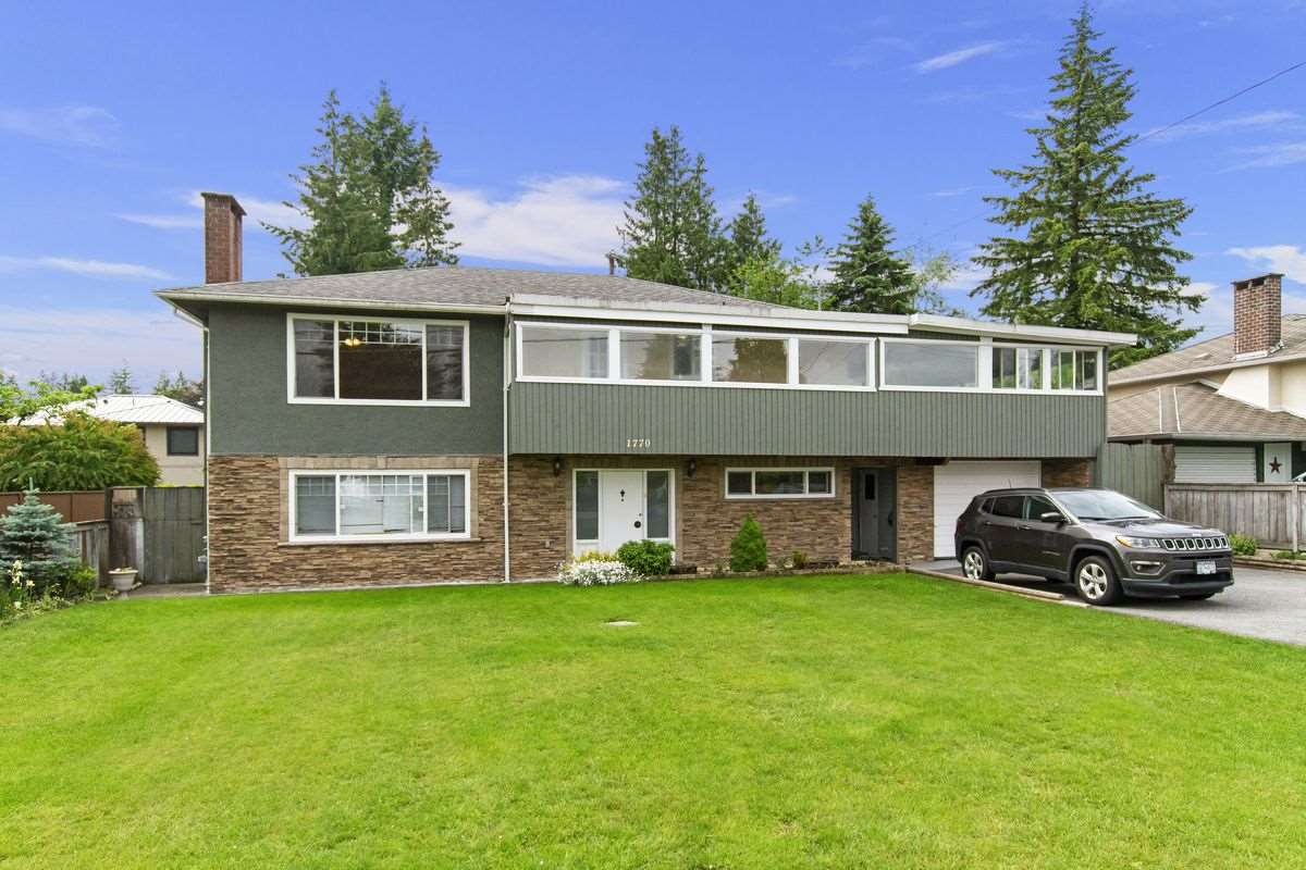 FEATURED LISTING: 1770 REGAN Avenue Coquitlam