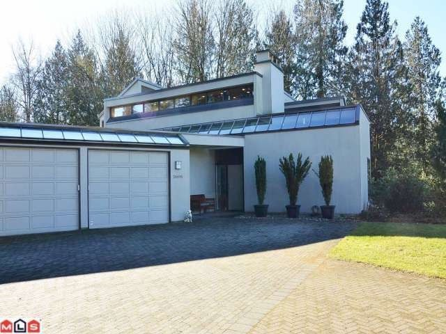 Main Photo: 24498 54TH Avenue in Langley: Salmon River House for sale : MLS® # F1210352