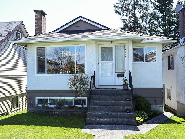 Main Photo: 7640 14TH Avenue in Burnaby: Edmonds BE House for sale (Burnaby East)  : MLS® # V1004574