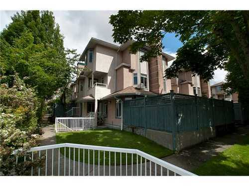 Main Photo: 37 7188 EDMONDS Street in Burnaby East: Edmonds BE Home for sale ()  : MLS® # V956876