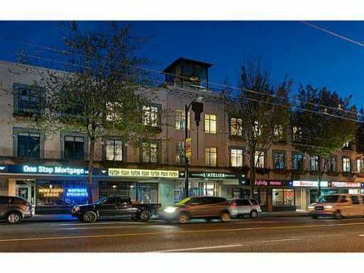 Main Photo: # 311 2556 E HASTINGS ST in Vancouver: Renfrew VE Condo for sale (Vancouver East)  : MLS®# V1039911