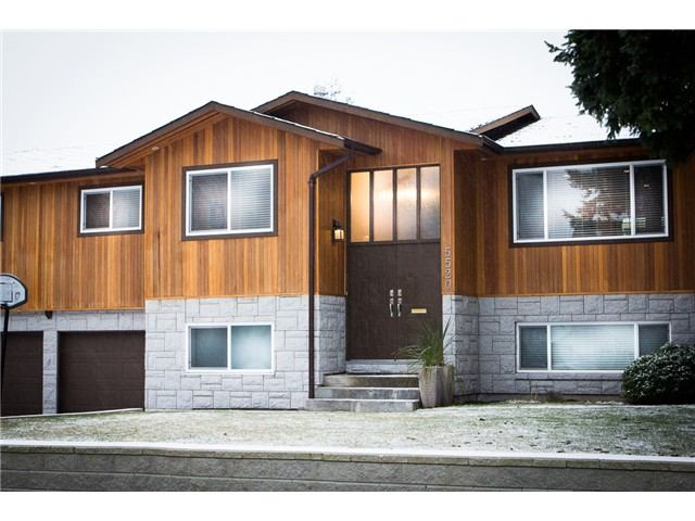 Main Photo: 5520 FOREST ST in Burnaby: Deer Lake Place House for sale (Burnaby South)  : MLS® # V1038752