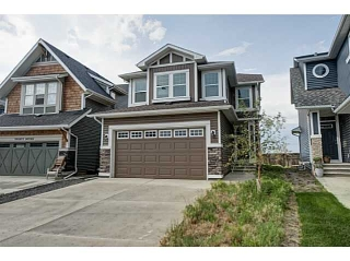 Main Photo: 41 AUBURN GLEN Gardens SE in CALGARY: Auburn Bay Residential Detached Single Family for sale (Calgary)  : MLS®# C3630529