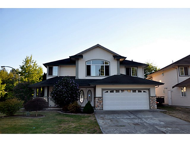 Main Photo: 23810 122ND AV in Maple Ridge: East Central House for sale : MLS®# V1136857