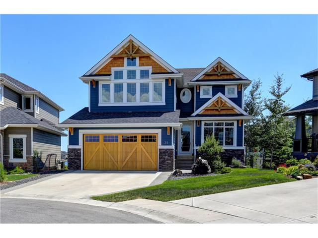 Main Photo: 35 AUBURN SOUND CV SE in Calgary: Auburn Bay House for sale : MLS® # C4028300