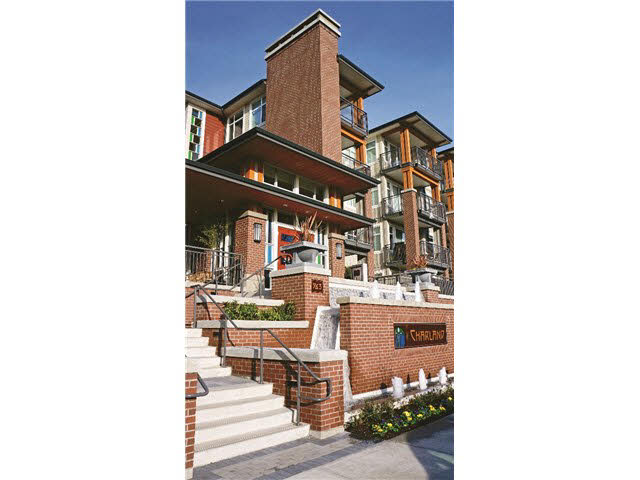 Main Photo: 2106 963 CHARLAND AVENUE in Coquitlam: Central Coquitlam Condo for sale : MLS® # V1135312