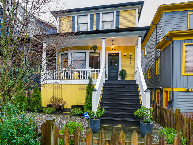 Main Photo: 1608 E 4th AVENUE in Vancouver: Grandview VE House for sale (Vancouver East)  : MLS® # R2032123