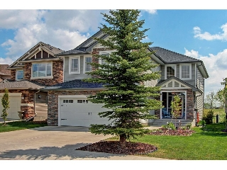 Main Photo: 208 Crystal Green Point in Okotoks: Detached for sale : MLS(r) # C4065468