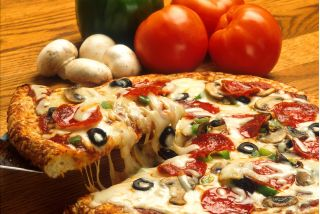 Main Photo: Pizza Take Out & Delivery Restaurant For Sale in Calgary | Listing #317 | robcampbell.ca
