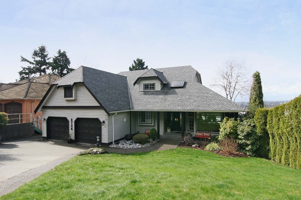 "Main Photo: 2726 ST MORITZ Way in Abbotsford: Abbotsford East House for sale in ""Glen Mountain"" : MLS® # F1306871"