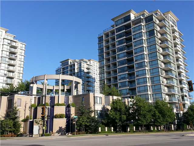 "Main Photo: 606 7555 ALDERBRIDGE Way in Richmond: Brighouse Condo for sale in ""OCEAN WALK"" : MLS®# V1016747"