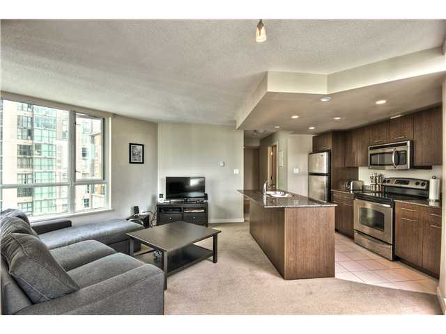 Main Photo: # 1604 1212 HOWE ST in Vancouver: Downtown VW Condo for sale (Vancouver West)  : MLS® # V1033629