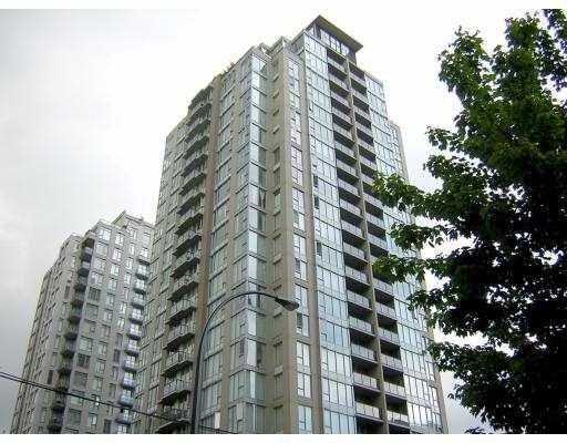 "Main Photo: 1505 1010 RICHARDS ST in Vancouver: Downtown VW Condo for sale in ""GALLERY"" (Vancouver West)  : MLS(r) # V597774"