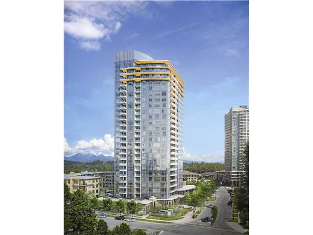 Main Photo: # 803 3093 WINDSOR GT in Coquitlam: New Horizons Condo for sale : MLS®# V1086792