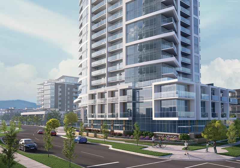 Main Photo: #1413 at EVOLVE by WESTONE GROUP in : Whalley Condo  (Surrey)