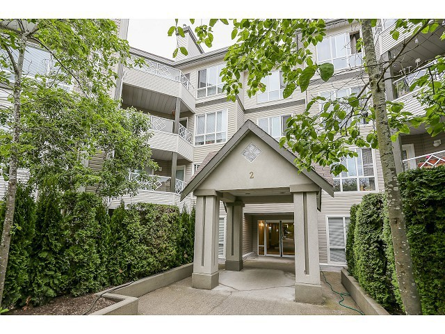 Main Photo: # 421 9979 140TH ST in Surrey: Whalley Condo for sale (North Surrey)  : MLS® # F1433713