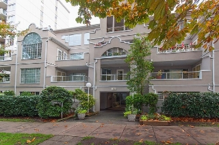 Main Photo: 202 1525 PENDRELL STREET in Vancouver: West End VW Condo for sale (Vancouver West)  : MLS® # R2010212