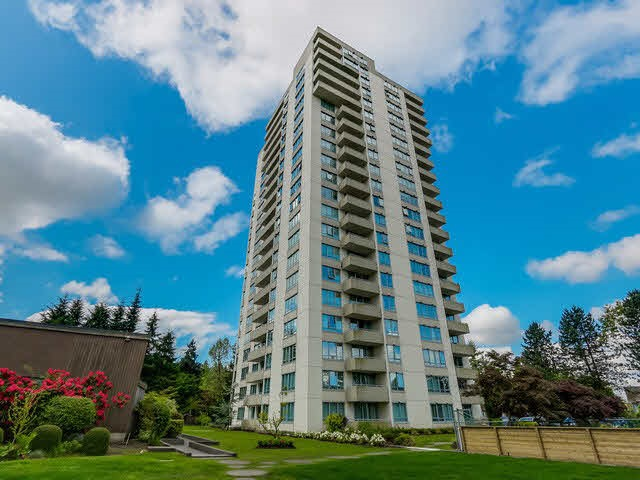 Main Photo: 706 5652 PATTERSON AVENUE in Burnaby: Central Park BS Condo for sale (Burnaby South)  : MLS® # R2072589