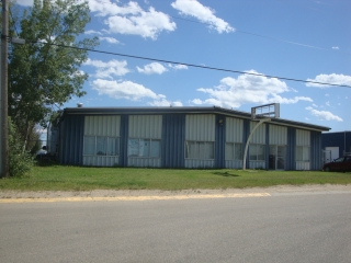 Main Photo: 3911 37 Avenue in Whitecourt: Industrial for lease : MLS(r) # 41167