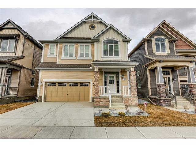 Main Photo: 635 Windbrook Heights SW in Airdrie: Windsong WDS House for sale : MLS® # C4070475
