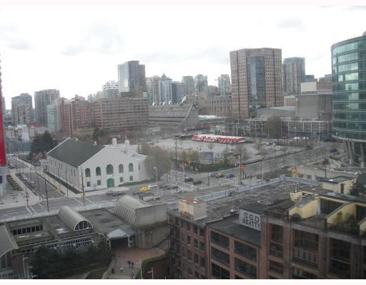 Main Photo: 1504 183 KEEFER Place in Vancouver: Downtown VW Condo for sale (Vancouver West)  : MLS®# V782755