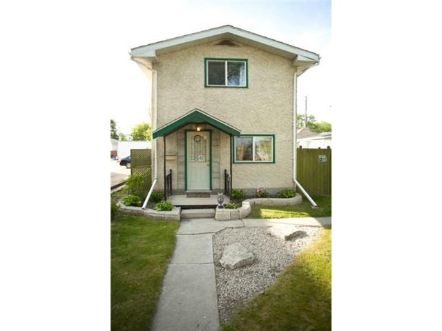 Main Photo: 201 Dumoulin Street in WINNIPEG: St Boniface Residential for sale (South East Winnipeg)  : MLS® # 1209863
