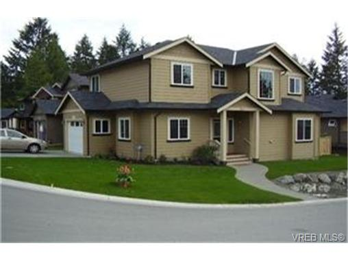 Main Photo: 951 Thrush Place in VICTORIA: La Happy Valley Single Family Detached for sale (Langford)  : MLS® # 229678