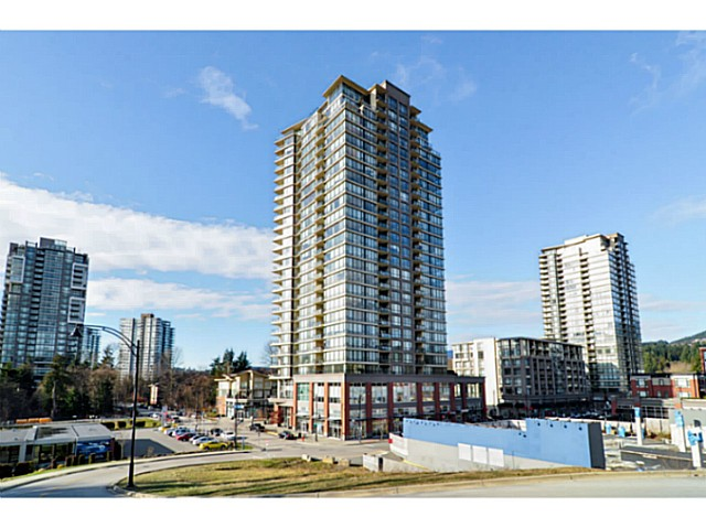 Main Photo: # 605 400 CAPILANO RD in Port Moody: Port Moody Centre Condo for sale : MLS® # V1046135