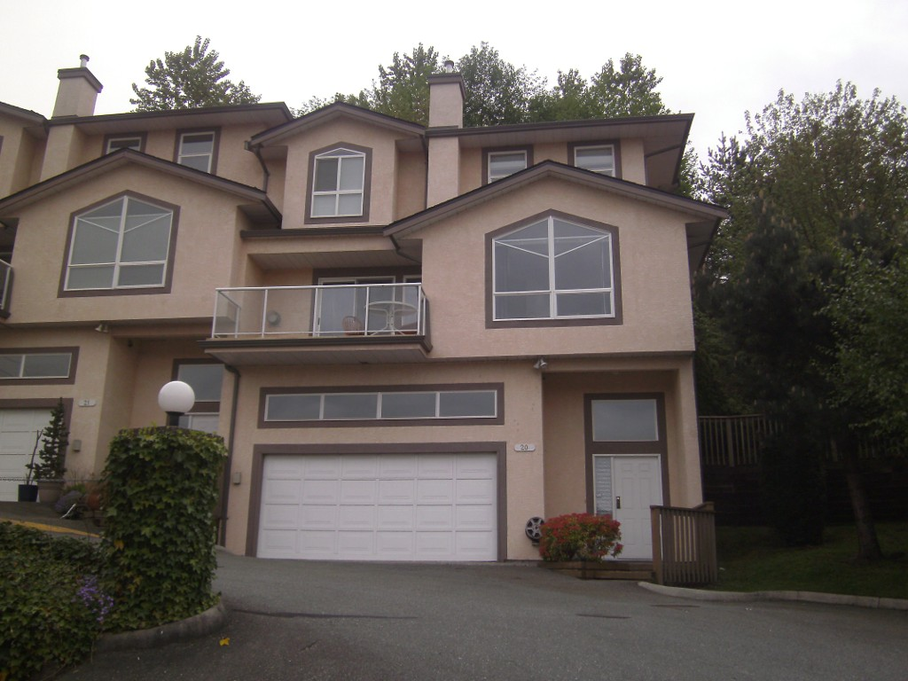 Main Photo: 20 1238 Eastern Dr in : Citadel PQ Townhouse for sale (Port Coquitlam)  : MLS®# v948482