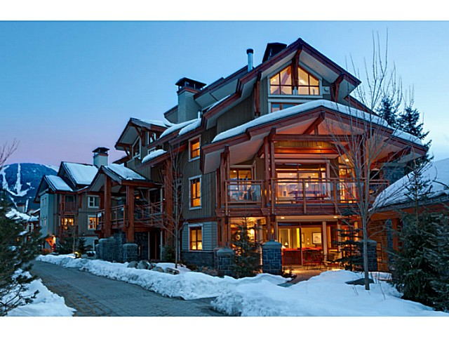 Main Photo: # 41 7124 NANCY GREENE DR in Whistler: White Gold Condo for sale : MLS®# V1025878