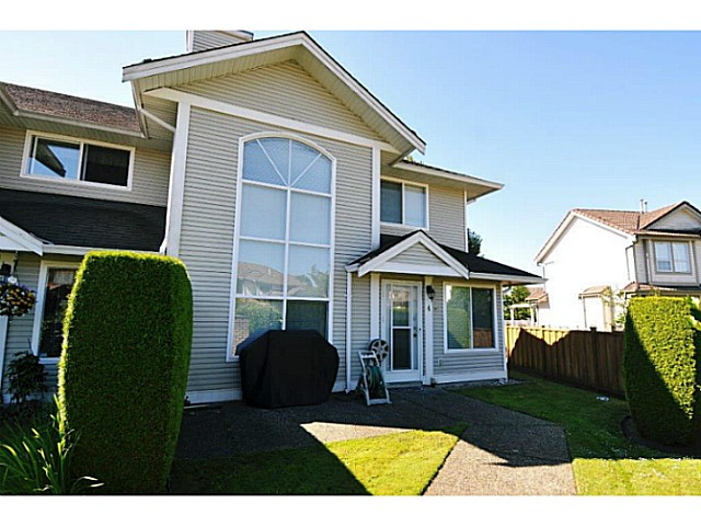 "Main Photo: 4 1370 RIVERWOOD Gate in Port Coquitlam: Riverwood Townhouse for sale in ""ADDINGTON GATE"" : MLS(r) # V1074048"