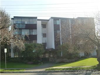 Main Photo: 504 1157 Fairfield Road in VICTORIA: Vi Fairfield West Residential for sale (Victoria)  : MLS(r) # 304644